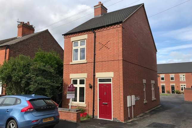 Thumbnail Detached house to rent in Highfield Street, Coalville, Leicestershire