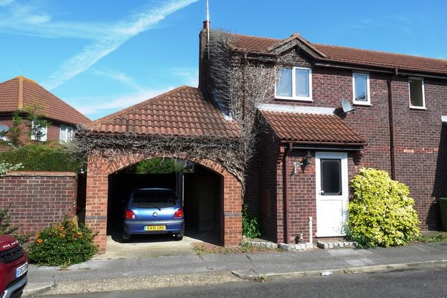 1 bed end terrace house to rent in Kenley Close, Wickford, Essex SS11