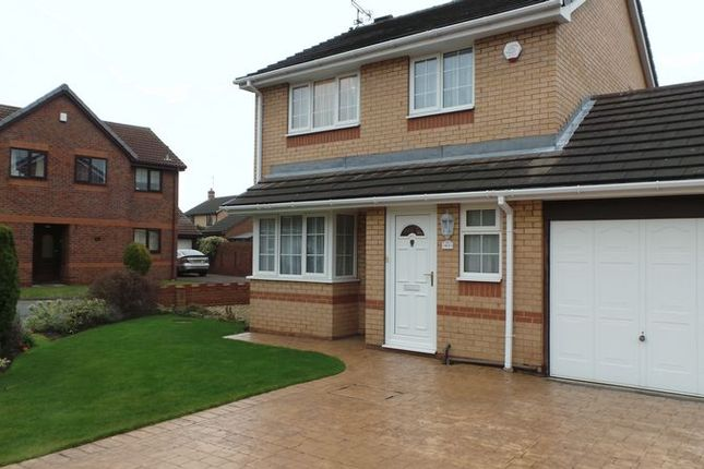 Thumbnail Detached house for sale in Brampton Lane, Armthorpe, Doncaster