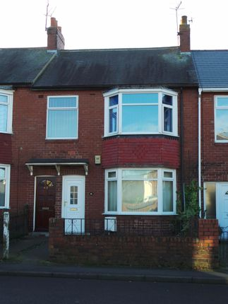 Thumbnail Flat to rent in Wellington Road, Dunston, Gateshead