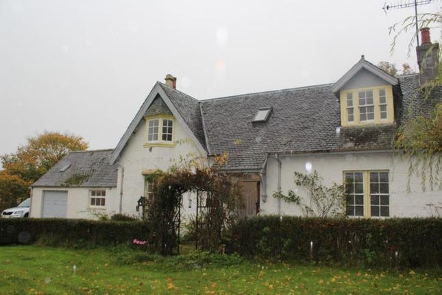 Thumbnail Cottage to rent in Whitehouse, Alford