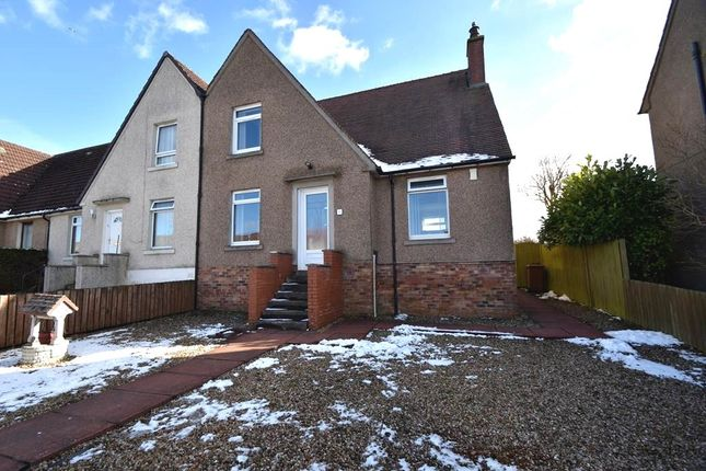 Thumbnail Semi-detached house for sale in Avondale Drive, Armadale, Bathgate