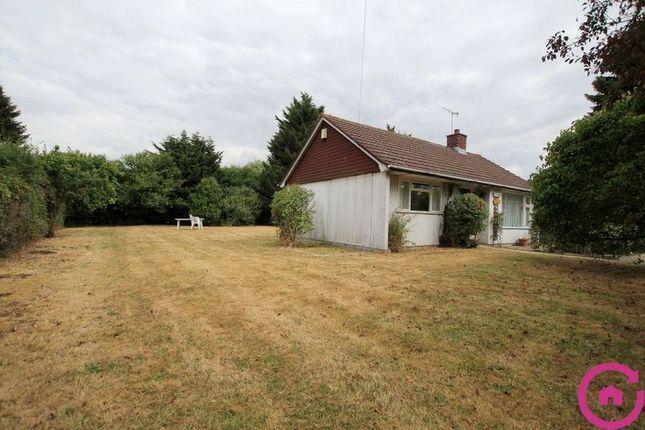 Thumbnail Bungalow to rent in Gloucester Road, Staverton, Cheltenham