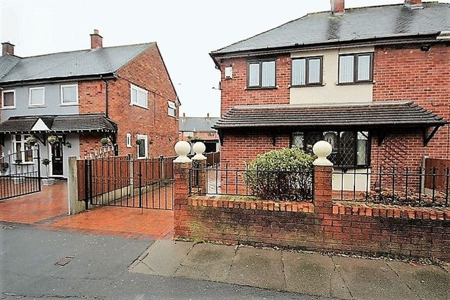 Thumbnail Semi-detached house to rent in Zennor Grove, Berryhill, Stoke-On-Trent