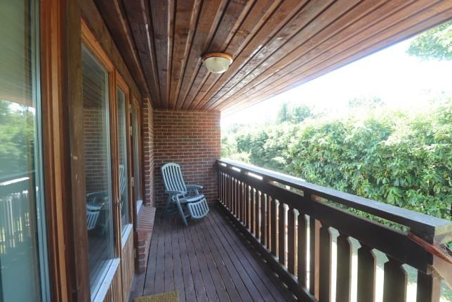 Rear Veranda of Sunny Rise, Chaldon, Caterham, Surrey CR3