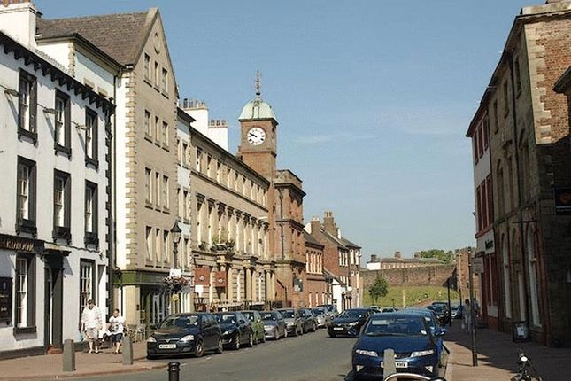 Thumbnail Flat to rent in Castle Street, Carlisle