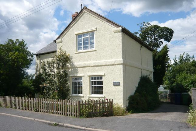 Thumbnail Detached house to rent in Benwick Road, Doddington, March