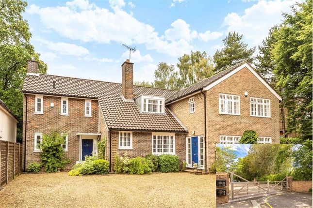 Thumbnail Detached house for sale in Gladsmuir Road, Hadley Green, Hertfordshire