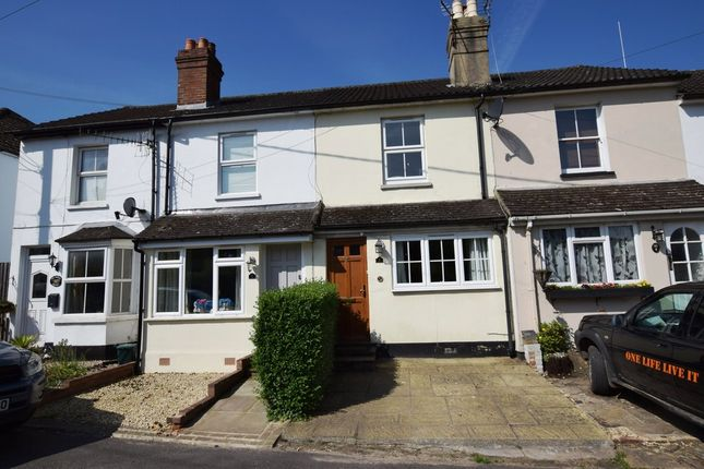 Thumbnail Terraced house for sale in Harpers Road, Ash, Guildford, Surrey