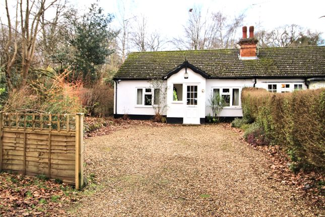Thumbnail Semi-detached bungalow for sale in Woking, Surrey