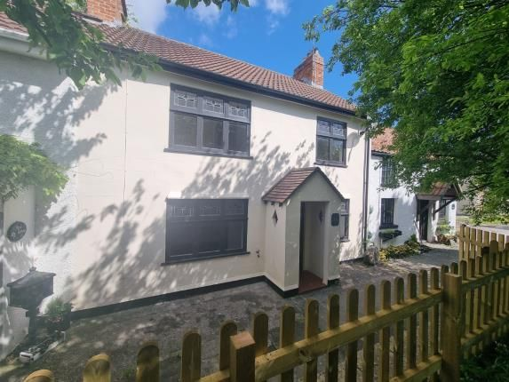 Thumbnail Terraced house for sale in Uphill Road South, Uphill, Weston-Super-Mare
