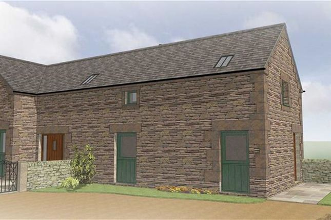 Thumbnail Barn conversion for sale in Brook Farm, Bradnop, Staffordshire