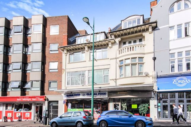 1 bed flat for sale in Lorne Park Road, Bournemouth BH1