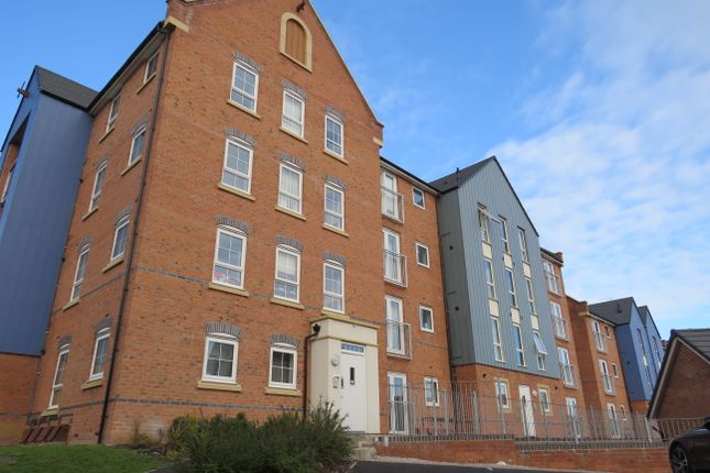 Thumbnail Flat to rent in Progress House, Quayside Court, Coventry