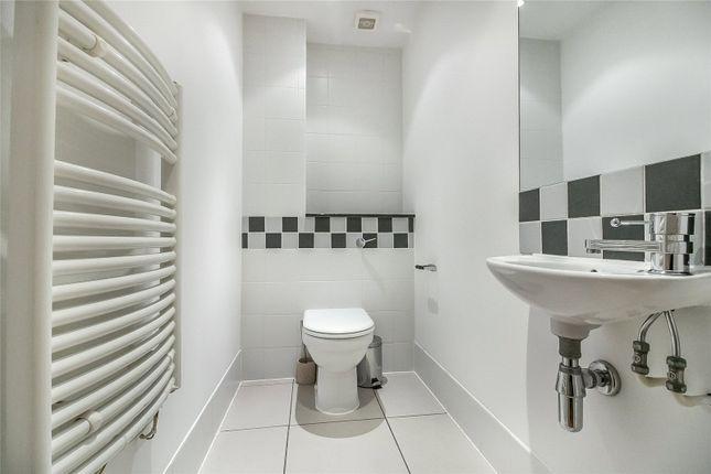 Bathroom of St. Clements House, 12 Leyden Street, London E1