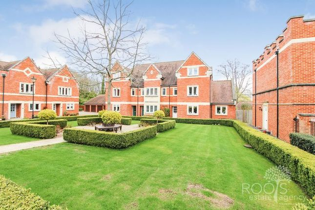 Thumbnail Terraced house for sale in Abbey Gardens, Upper Woolhampton, Reading