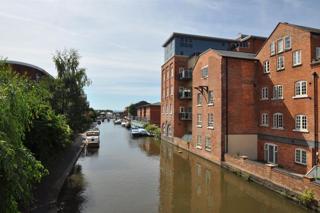 Thumbnail Flat to rent in Albion Mill, Portland Street, Worcester