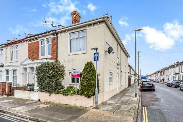 3 bed end terrace house for sale in Prince Albert Road, Southsea