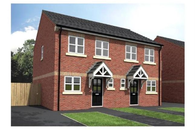 Plot 36 (The Maple), Well Hill Drive, Harworth, Doncaster DN11