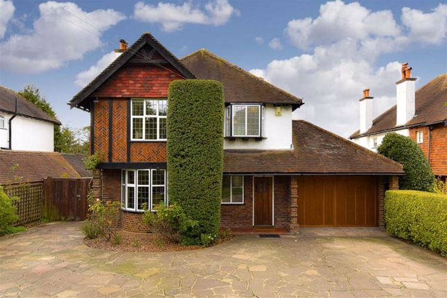 Thumbnail Detached house for sale in Longdown Lane North, Epsom, Surrey