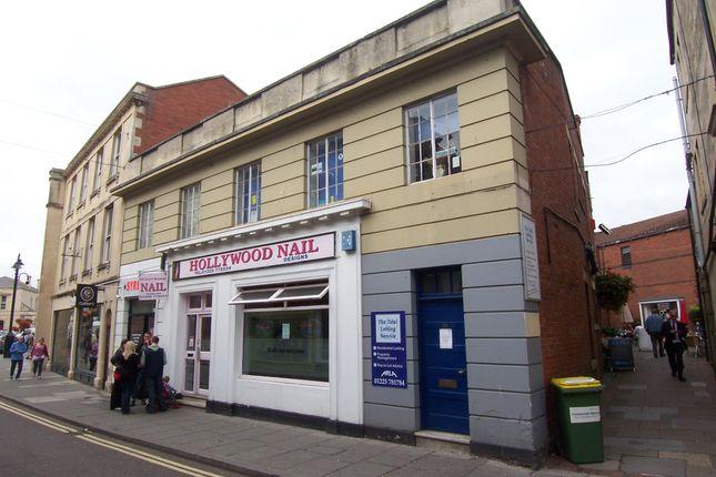 Office to let in 22 Silver Street, Trowbridge, Somerset