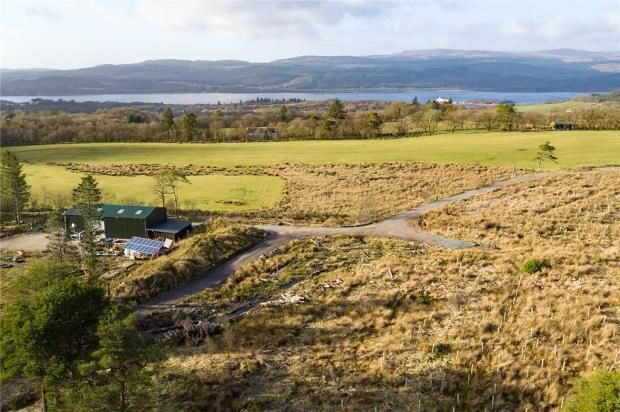Thumbnail Land for sale in Arrivore Plot, Whitehouse, Tarbert, Argyll And Bute