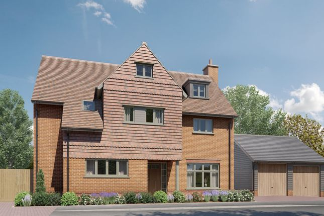 Thumbnail Detached house for sale in Hempstead Road, Radwinter, Saffron Walden