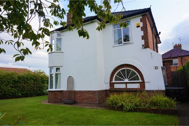 Thumbnail Detached house for sale in Sunnyside, Deeside