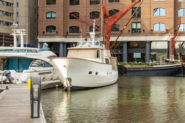 External of St Katharine Docks, Wapping E1W