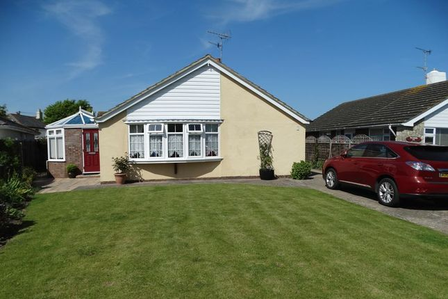 Thumbnail Detached bungalow for sale in Sunnymead Drive, Selsey, Chichester
