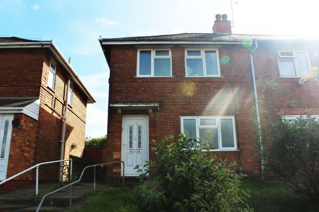 Thumbnail End terrace house to rent in Tynedale Road, Tyseley, Birmingham