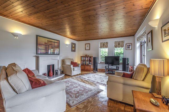 Sitting Room of Grange Farm Close, Abbotsley, St. Neots, Cambridgeshire PE19