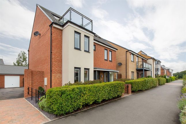 Thumbnail Detached house for sale in Elford Avenue, Great Park, Newcastle Upon Tyne