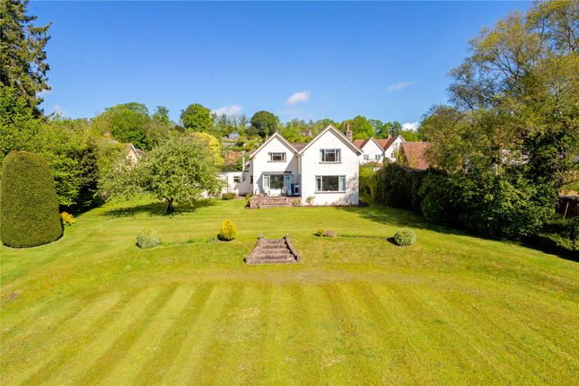 Thumbnail Detached house for sale in Fullerton Road, Wherwell, Hampshire