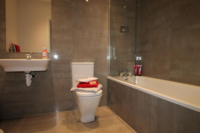 Bathroom of Kings House, Cantelupe Road, East Grinstead RH19