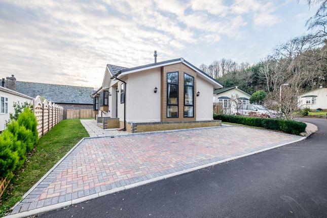 Thumbnail Detached bungalow for sale in Clanna, Alvington, Lydney