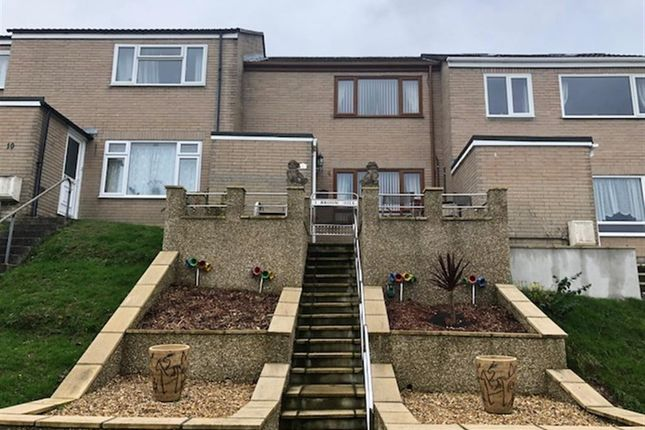 Thumbnail Terraced house for sale in Broom Hill, Saltash