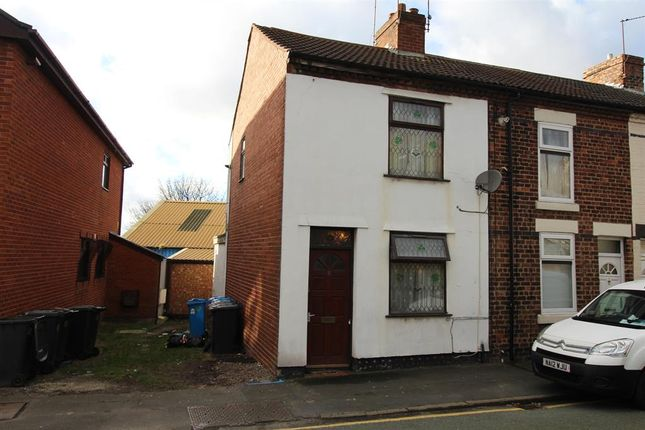 Thumbnail Terraced house for sale in South Road, Weston Point, Runcorn