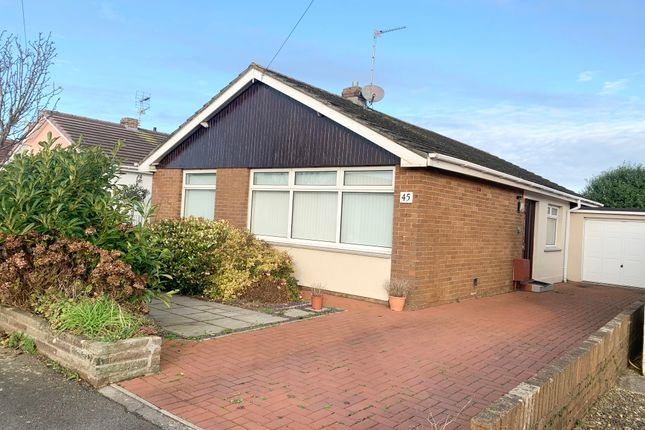 Thumbnail Bungalow to rent in West End Avenue, Nottage, Porthcawl