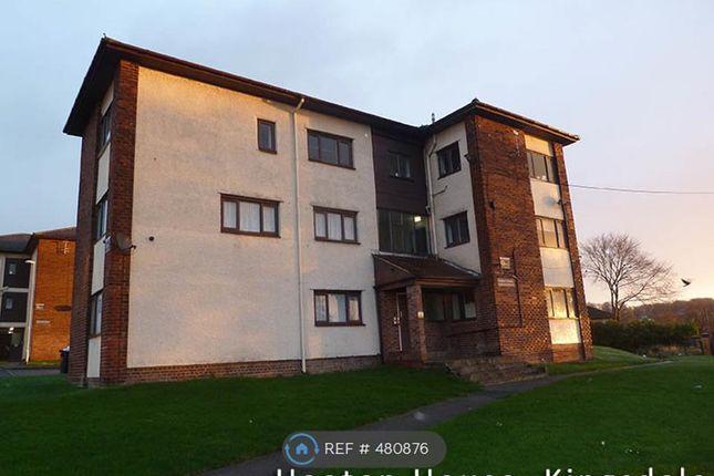 Thumbnail Flat to rent in Heaton House, Leeds