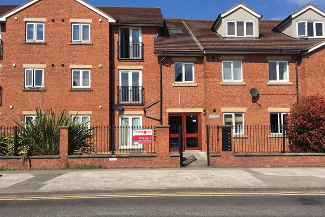 Thumbnail Flat for sale in Oakland Mews, Heath End Road, Nuneaton