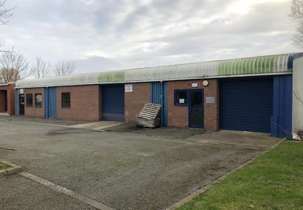 Thumbnail Light industrial to let in 13-15 Tir Llwyd Industrial Estate, St Asaph Avenue, Rhyl, Dennbighshire