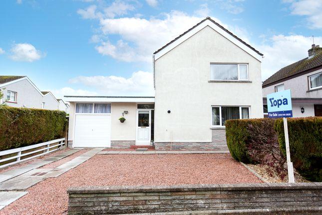 3 bed link-detached house for sale in Woodlands Crescent, Newbridge, Dumfries DG2