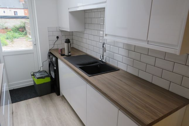 Thumbnail Terraced house to rent in Grafton Street, Coventry
