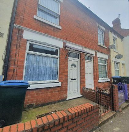 Thumbnail Terraced house to rent in Holmsdale Road, Foleshill, Coventry