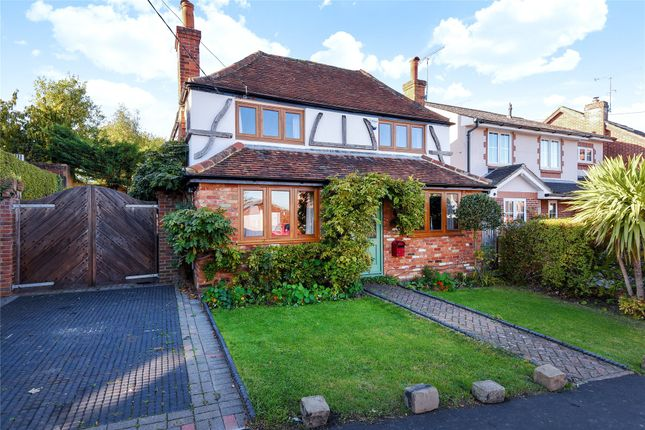 Thumbnail Detached house for sale in Rose Hill, Binfield, Bracknell, Berkshire