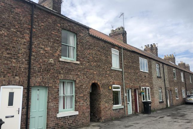 Thumbnail Terraced house to rent in Melbourne Place, Sowerby, Thirsk