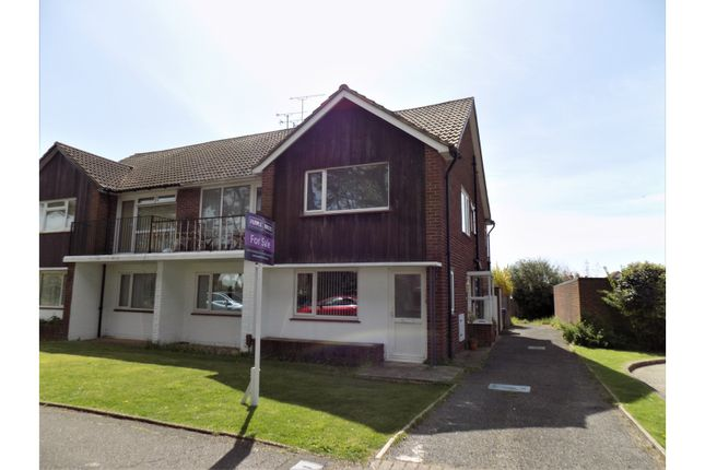 Thumbnail Flat for sale in Goring Road, Worthing