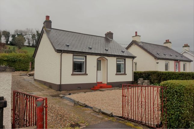 Thumbnail Detached bungalow for sale in Fincairn Road, Derry / Londonderry