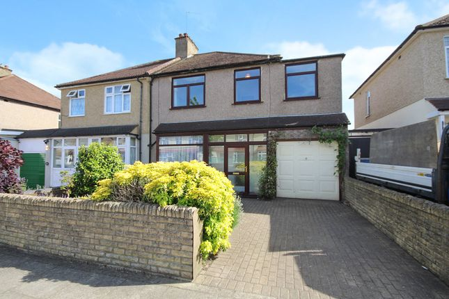 Thumbnail 5 bedroom semi-detached house for sale in Balliol Road, Welling, Kent